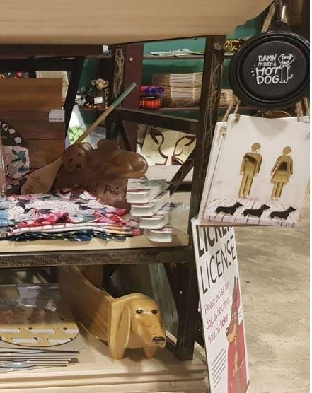 Visit Longdog at Little field mouse in randridge