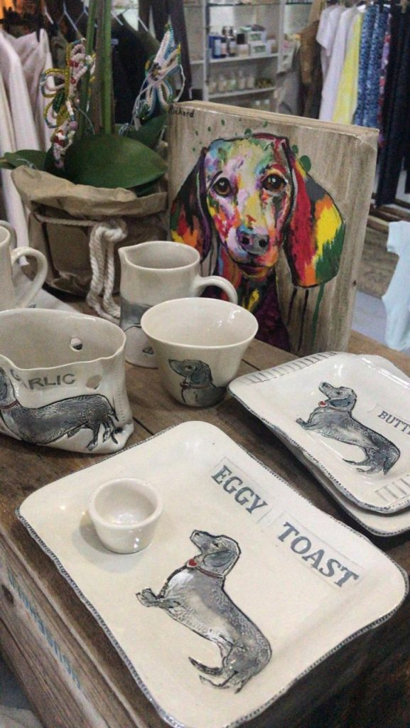 Lond Dog available at Pretty House and Gifting